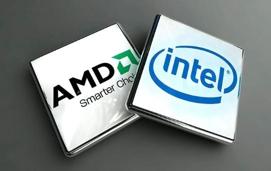 compare chip amd and intel to choose 2