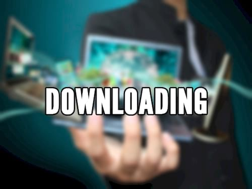 What is streaming and downloading?