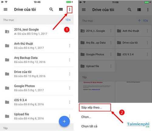 The best way to use google drive