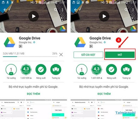 How to use Google Drive on iPhone