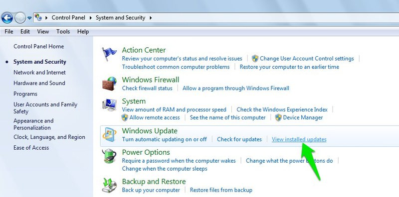 fix the mouse click on the windows 6 computer