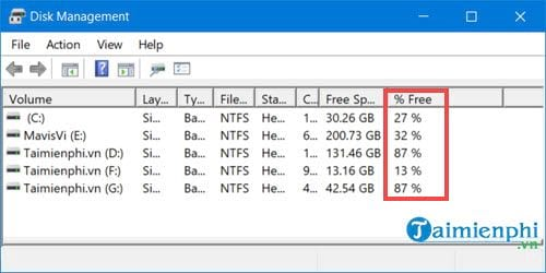 Fix the problem of not extending the volume in Windows 10 2