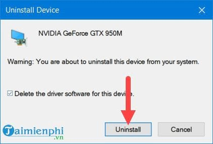 repaired nvidia display setting are not available 5