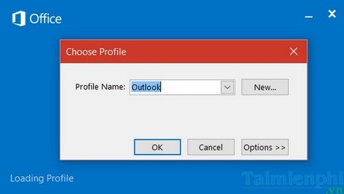 Another error, Outlook 2016 will hang when restarted