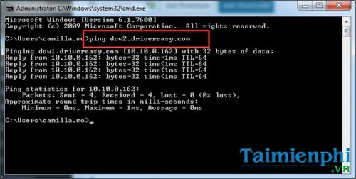 How to fix timeout when downloading drivers in easy driver