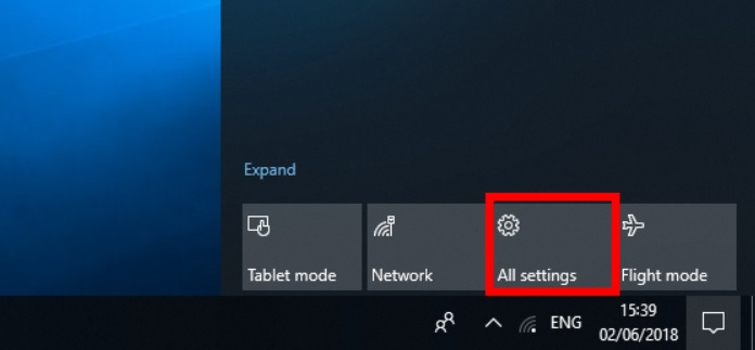 Fix installing apps on Windows 10 not working 3