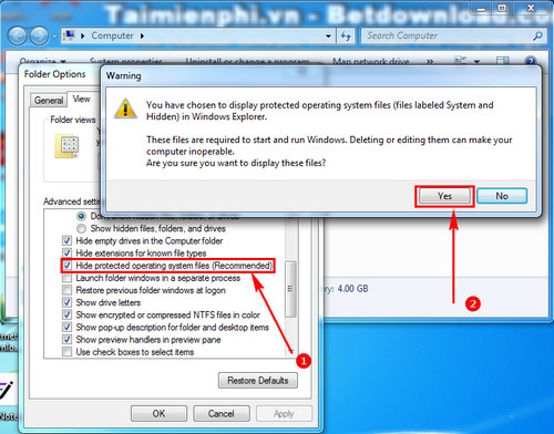 fix usb display error while data recovery 3