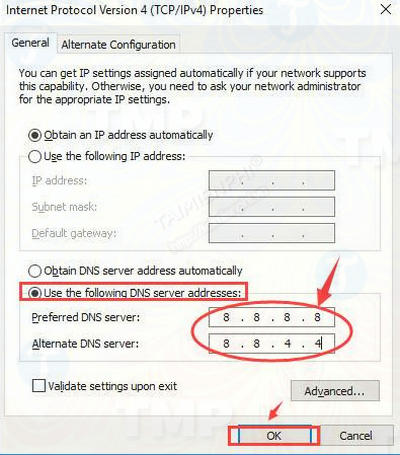 Fix Wifi not connected