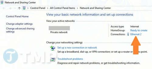 Fix Windows has detected an IP address conflict 3