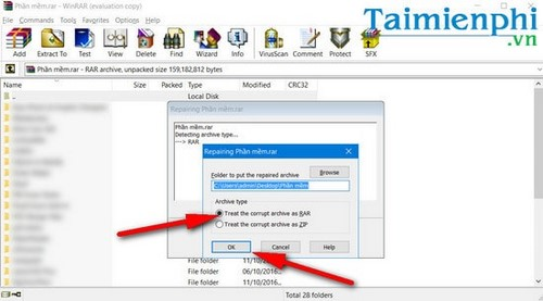 How to fix Winrar unexpected end of archive