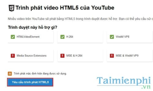 Fix YouTube videos that can't be played on iPhone, Android PC and Macbook 9