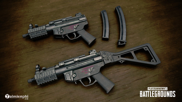 sung mp5k zima car in pubg mobile how do you do so? 2