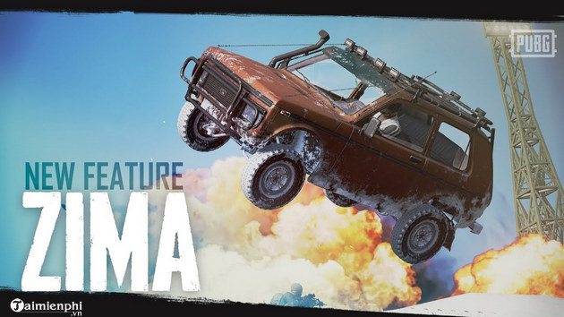 sung mp5k zima car in pubg mobile how do you do so? 4