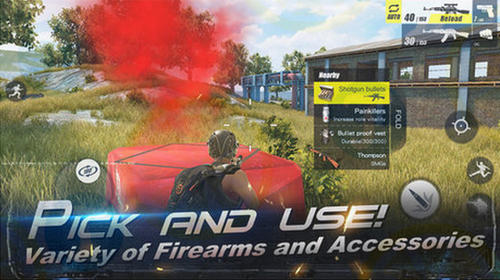 tai rules of survival for iphone 4