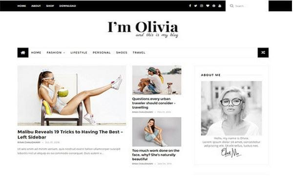 download blogspot template free download 2