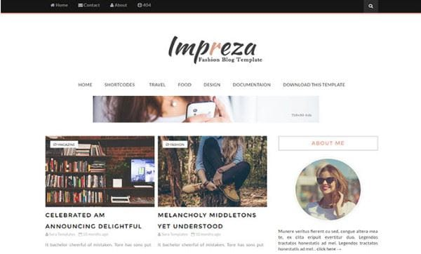 download blogspot template free download 3