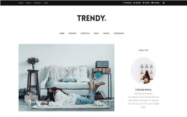 download blogspot template free download 5