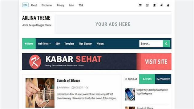 download the blogspot template seo mien phi 2