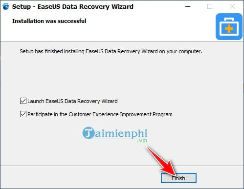 Download and install EaseUS Data Recovery Wizard on PC 11