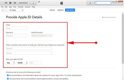 how to download apple id