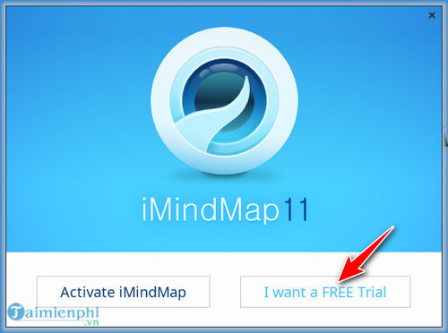 I've just maintained with imindmap 5