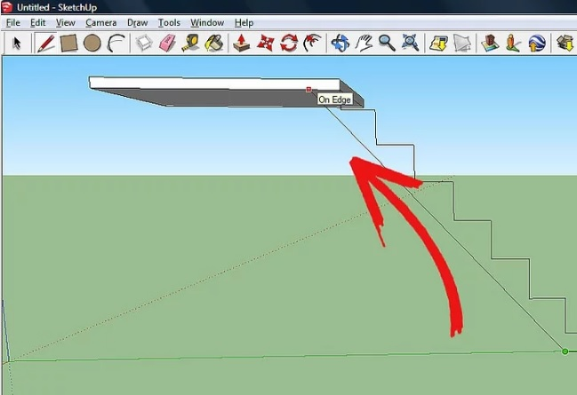 I said that in sketchup 5