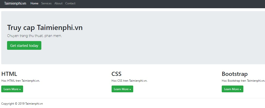 Create fluid layout with bootstrap 3