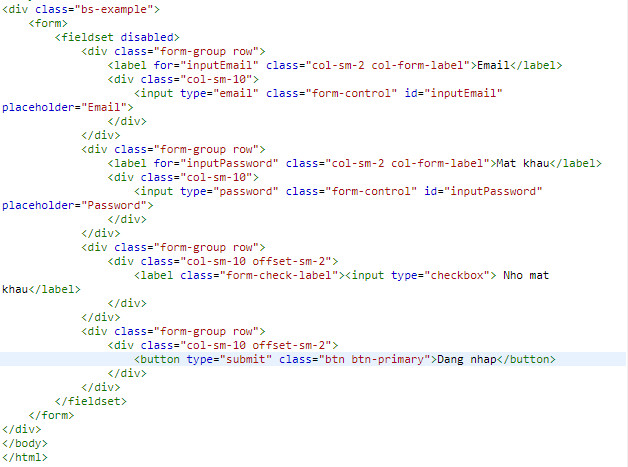 I created the expression in bootstrap 15