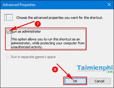 How to create shortcut icons to save data on the desktop
