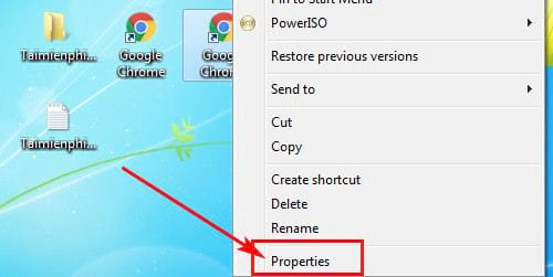 Create shortcut to quickly browse the web with Chrome Chrome coc firefox ie edge 3