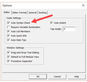 How to fix errors in Excel 2