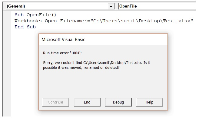 How to fix Excel errors in Excel 4