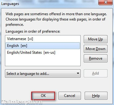 download Vietnamese interface for firefox
