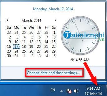 change right on the computer 8