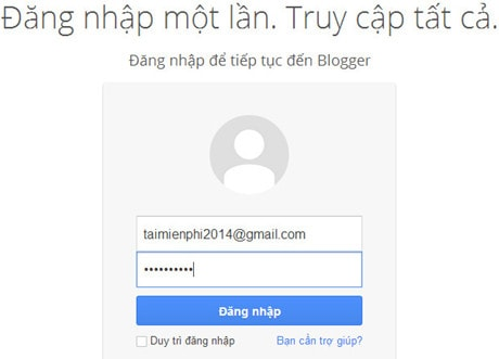 Change the URL of the post on blogger