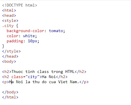 Crystal class in html 5