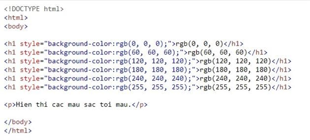 color filter in html 13