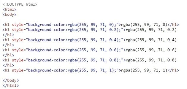 color filter in html 21