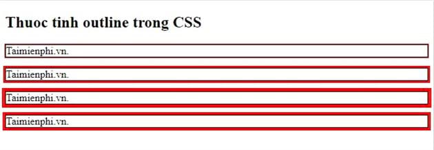 Crystal outline in css 9