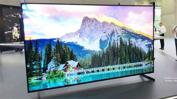 what is 8k television 2