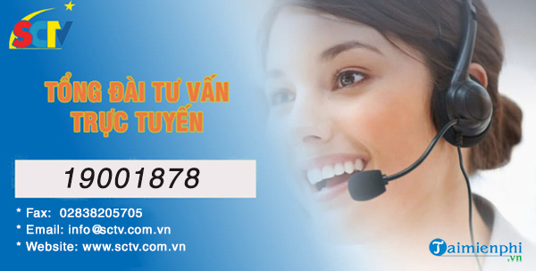 all the sctv phone numbers have been repaired service 2