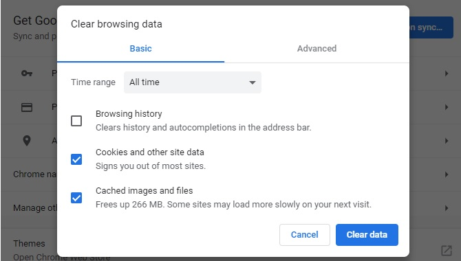 How to connect to youtube and how to fix 3