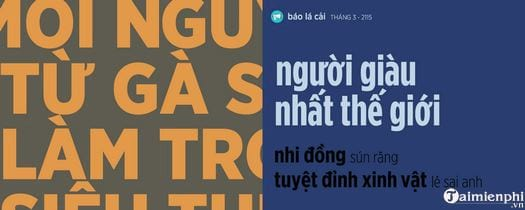 Download many beautiful Vietnamese fonts 9