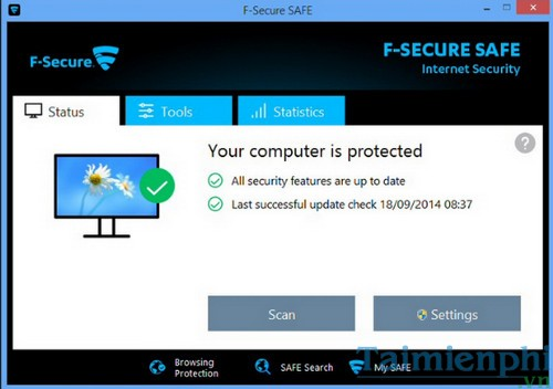 Top 10 antivirus software 2017