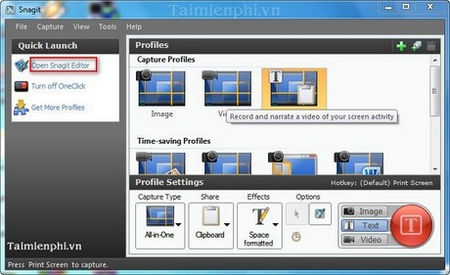 Top 5 software for capturing the best computer screen 4