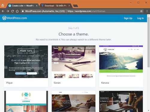 Top 5 free software solutions for website sharing 3