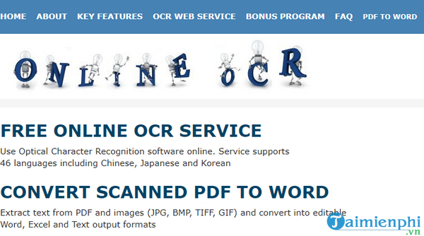 top ocr ceo online to help you find images