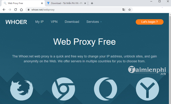 top proxy server for web anonymity 5