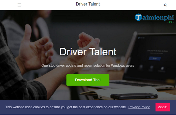 top driver update software for windows tot nhat 2