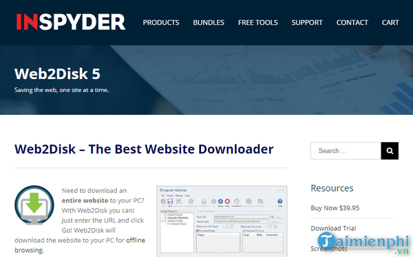 top of the site download website to use external 4